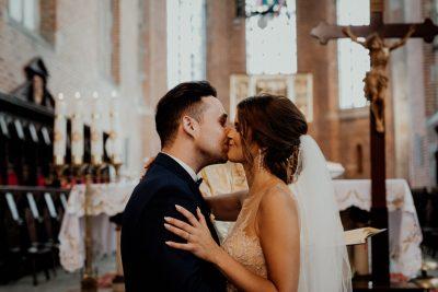 Sierpniowy ślub i wesele w hotelu Wodnik