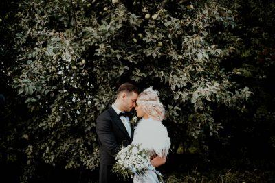 Ślub plenerowy i wesele w pałacu Grąbkowo
