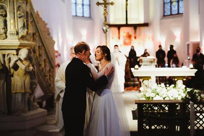 Agnieszka & Marcin Ślub i wesele w Art Hotelu we Wrocławiu